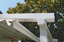 Pèrgola d'Alumini per terrassa o Jardí