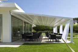 terrazas y pergolas de aluminio