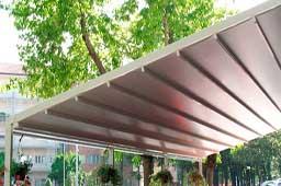 Pérgola de Aluminio AluTecnic de Pratic Italia