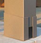 Tecnic MITO - Pèrgola d'Alumini